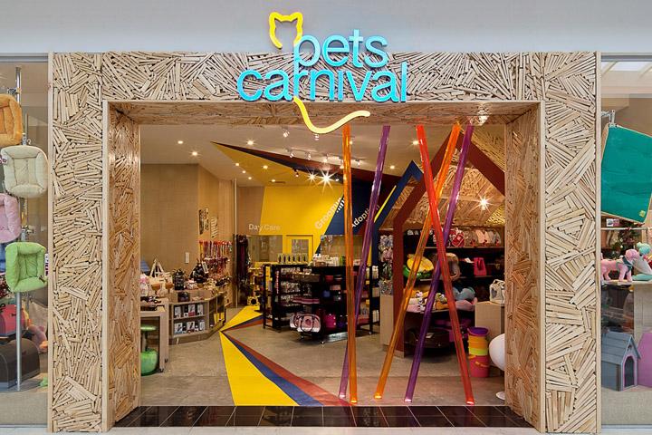 首页 动态 视觉设计    pets carnival是澳大利亚墨尔本的一家宠物