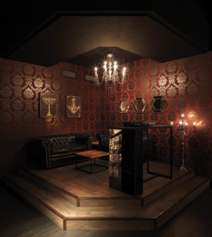 sagamor lounge酒吧餐厅创意空间设计