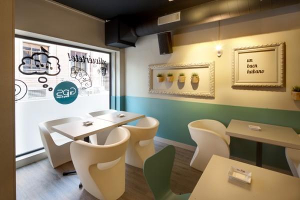 GPS day&night;酒吧餐厅空间设计