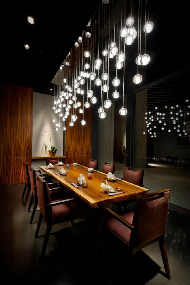 Kampachi餐厅创意空间设计