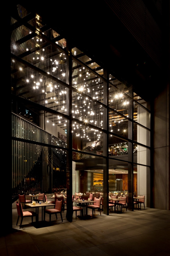 kampachi餐厅创意空间设计图片