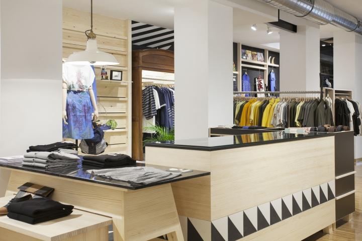 Loreak Mendian商店空间设计
