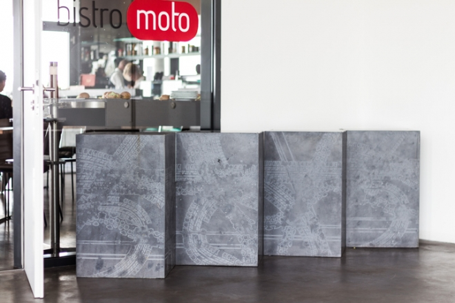 Bistro Moto小酒馆空间设计