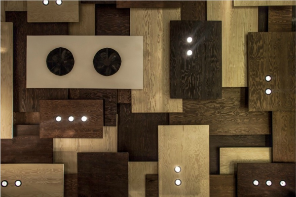 Gaspar restaurant 餐厅空间设计