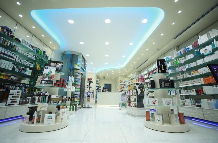 Pharmacy药店创意空间设计