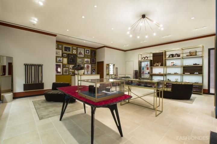 Paul Smith品牌旗舰店空间设计