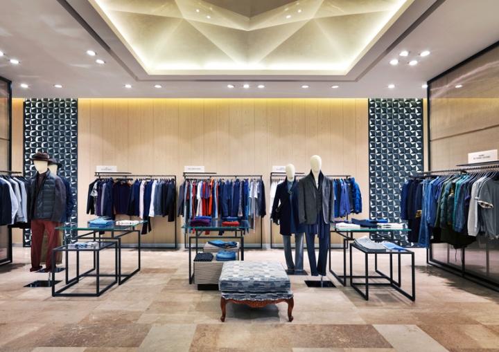 Beymen奢侈品旗舰店空间设计