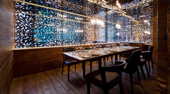 Atlantis Blue海鲜餐厅空间设计