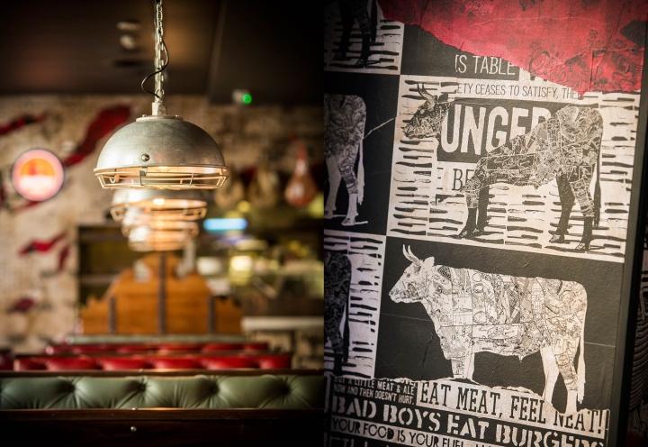 DATBAR酒吧餐厅空间设计