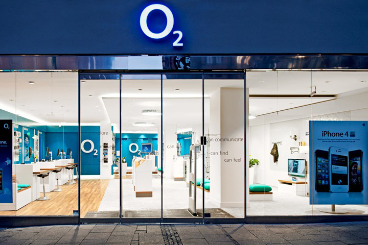 O2 Marketplace旗舰店空间设计