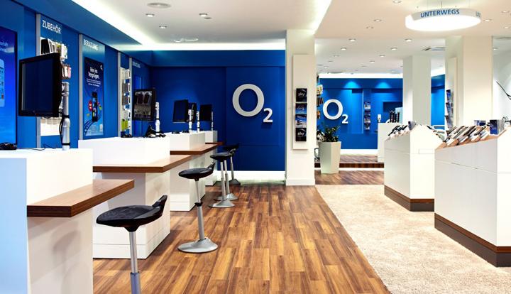 旗舰店设计_O2 Marketplace旗舰店空间设计 - 视觉设计 - 丁丁猫